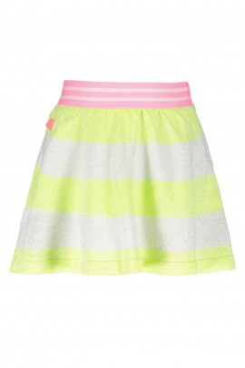 Girls Knitted lurex stripe...