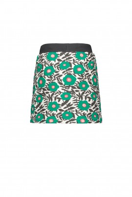 Moodstreet skirt aop flower
