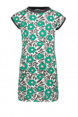 Moodstreet dress aop flower