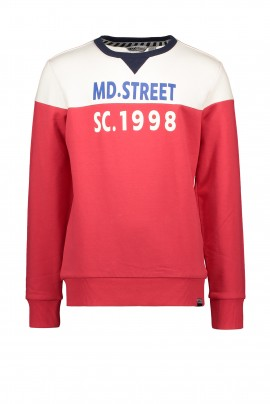 Moodstreet Sweater cut & sewn