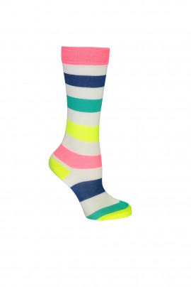 B-nosy B colourfull socks...