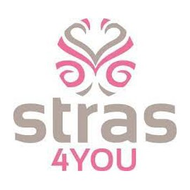 Strass 4 you armbandje