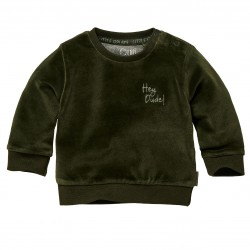 Quapi Velours Sweater Zane