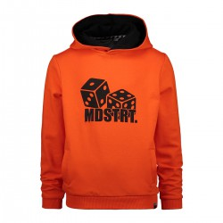 Moodstreet Hoody orange