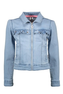 B-nosy Denim jacket with...
