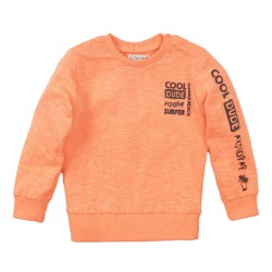 Dirkje Sweater neon orange