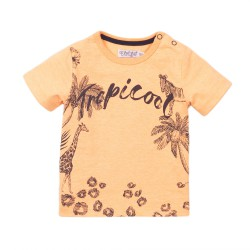 Dirkje T-shirt tropical