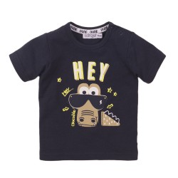 Dirkje T-shirt Hey Crocodile