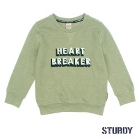 Sturdy sweater heart breaker